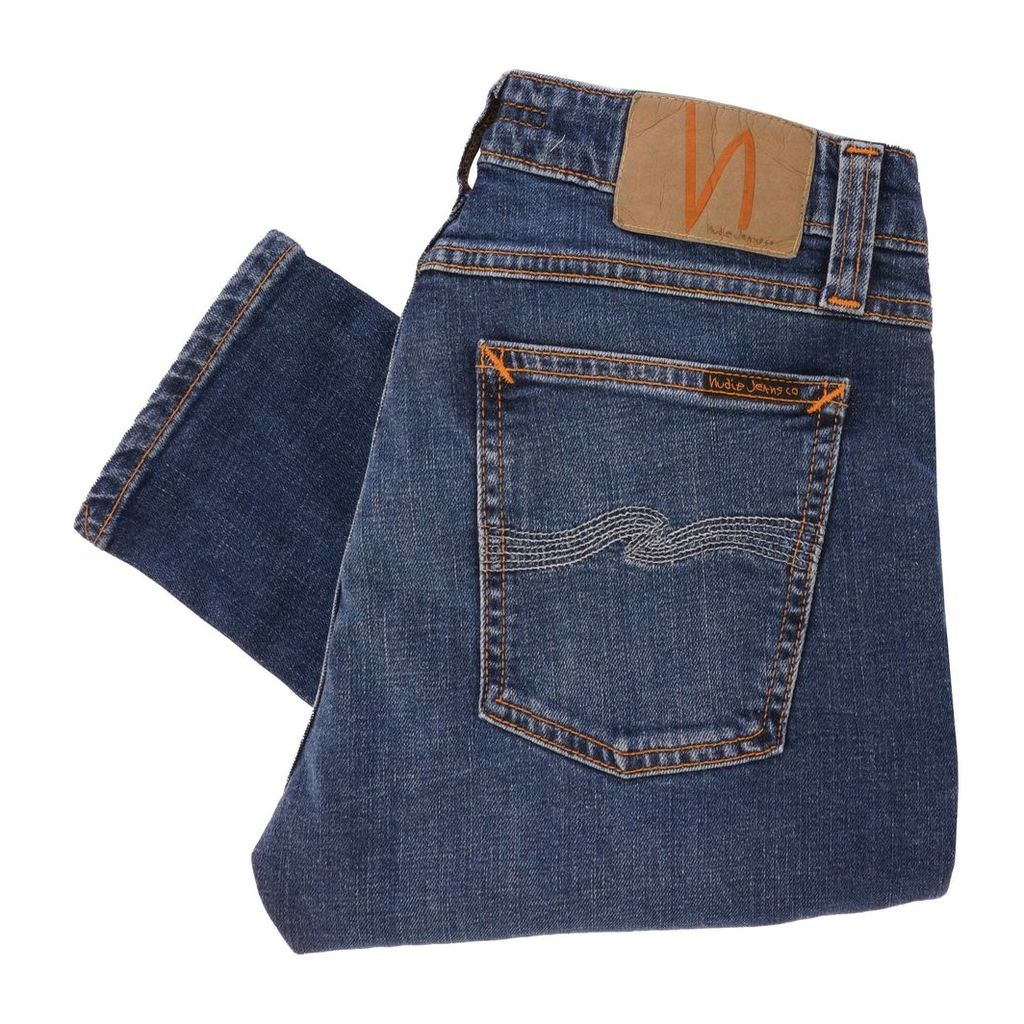 Skinny Lin Denim Jeans - Mid Authentic Power