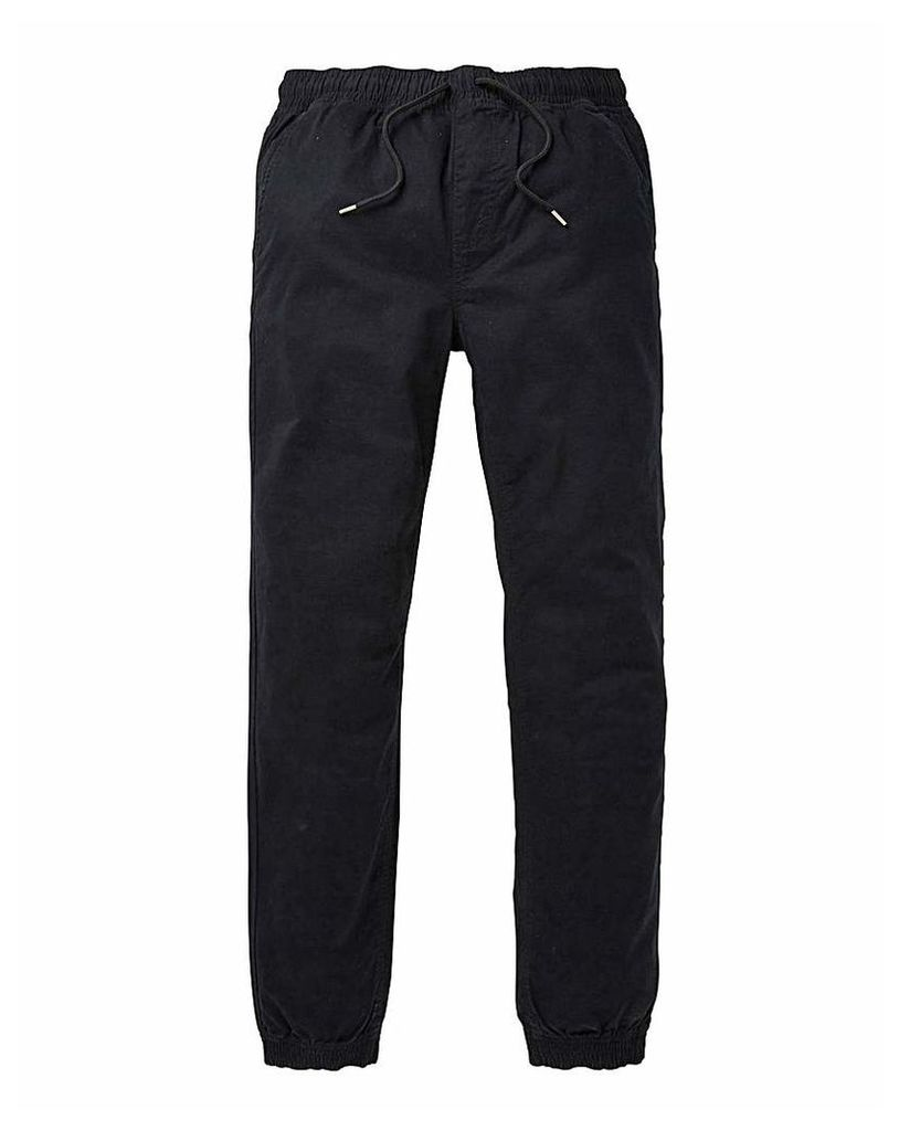 Flintoff by Jacamo Tailored Jogger 31in