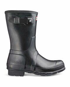 Hunter Mens Original Short Boots