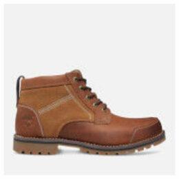 Timberland Men's Larchmont Nubuck Chukka Boots - Medium Brown - UK 11