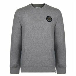 BALR Q Series Hexagon Logo Sweatshirt