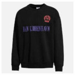Puma X Han Kjobenhavn Men's Crew Neck Sweatshirt - Puma Black
