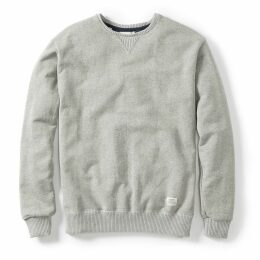 Peregrine - Milton Sweatshirt Light Grey