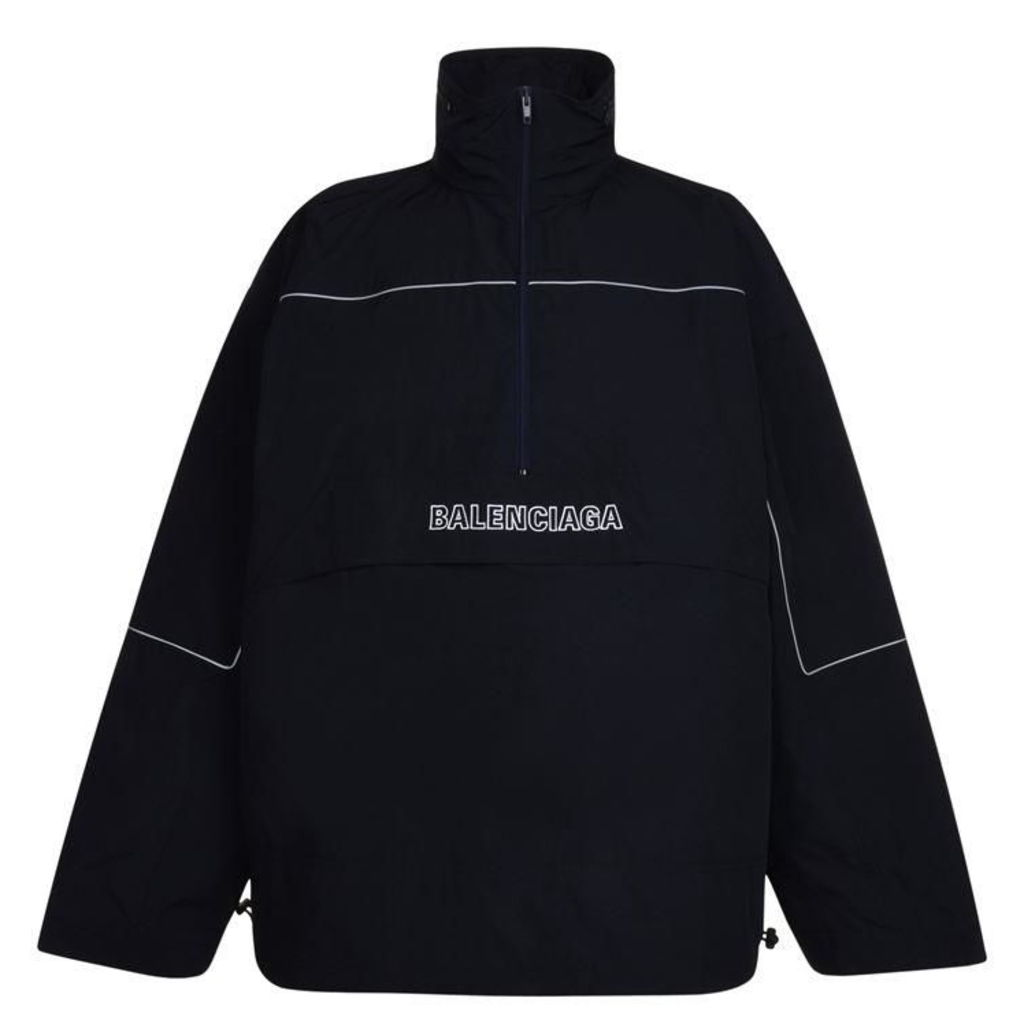 BALENCIAGA 80s Windbreaker Jacket