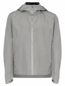Arc'teryx Veilance Arris hooded lightweight jacket - Grey