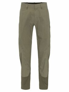 Veilance Apparat straight trousers - Green