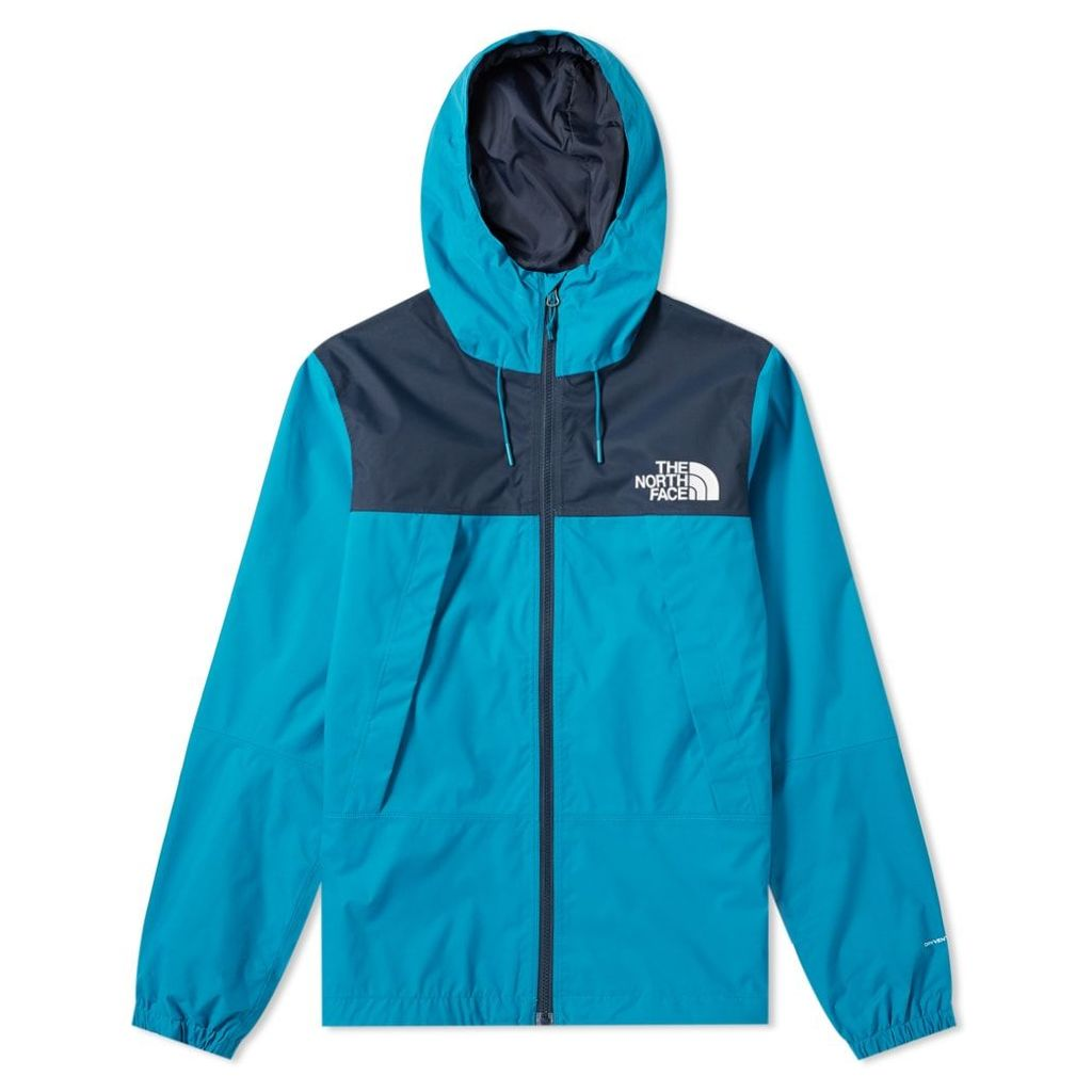 The North Face 1990 Mountain Q Jacket Crystal Teal