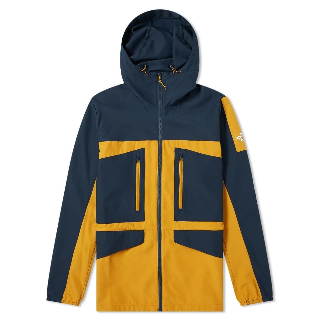 The North Face Fantasy Ridge Light Jacket Citrine Yellow & Urban Navy