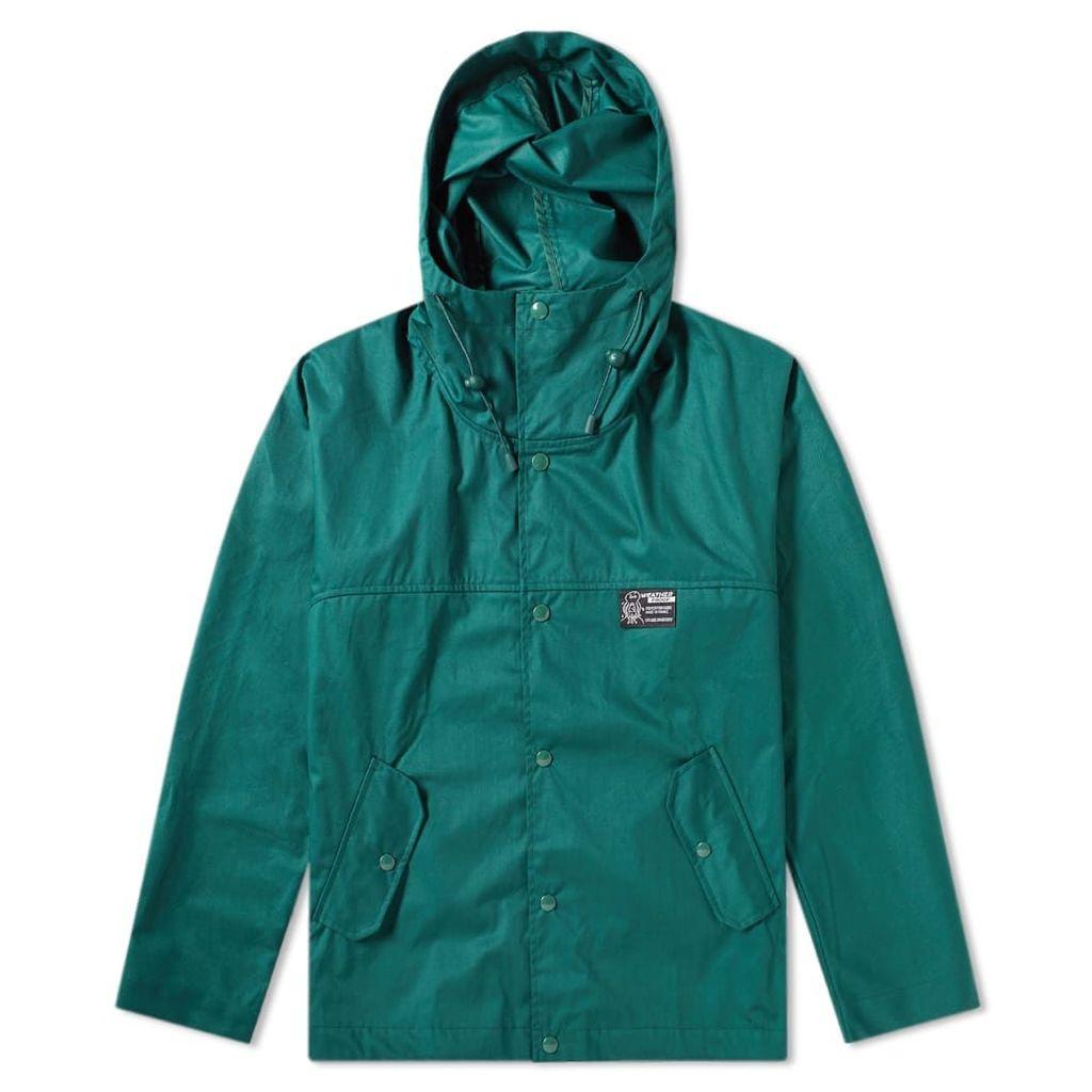 Arpenteur Sportive Hooded Jacket Green