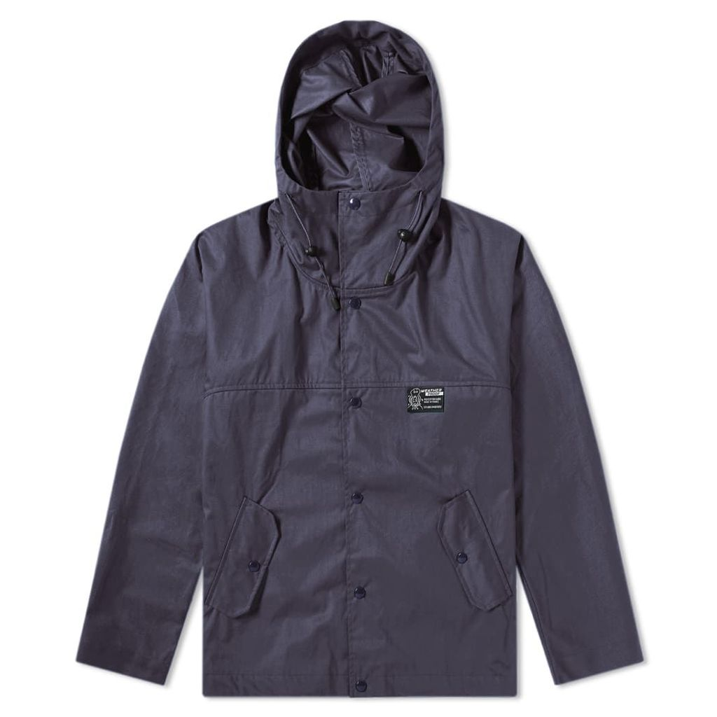 Arpenteur Sportive Hooded Jacket Navy