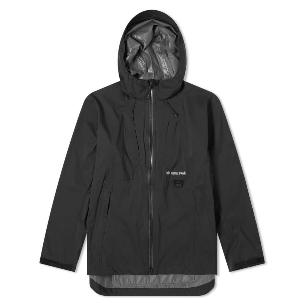 Snow Peak 2.5L Wanderlust Jacket Black