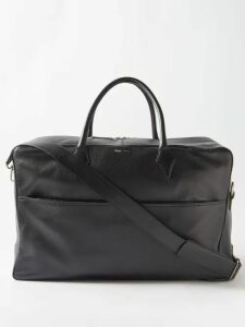 And Wander - Belted Technical Trousers - Mens - Black