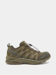 And Wander - Reflective Zipped Technical Jacket - Mens - Black