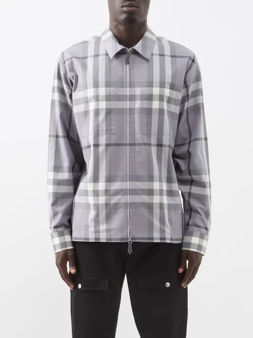 Hecho - Linen Jersey Track Pants - Mens - Navy