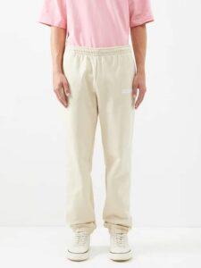 Gucci - Heart Appliqué Oversized Denim Jacket - Mens - Light Blue