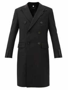 Officine Générale - Pierre Belted Wool Trousers - Mens - Grey