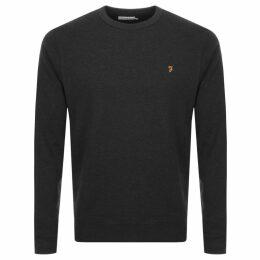 Farah Vintage Tim Sweatshirt Black