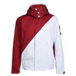 Hilfiger Collection Hooded Logo Jacket
