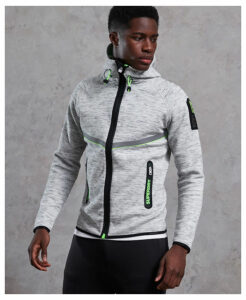 Superdry NuCore Gym Tech Zip Hoodie
