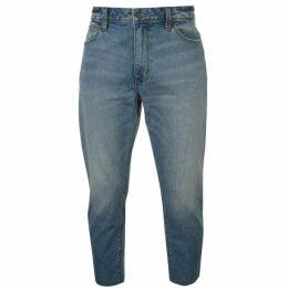 Abrand Crop Slim Jeans