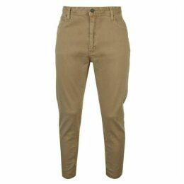 Abrand Crop Up Slim Jeans