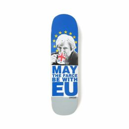 Lovenskate May The Farce Be With EU Skateboard Deck - 8.7