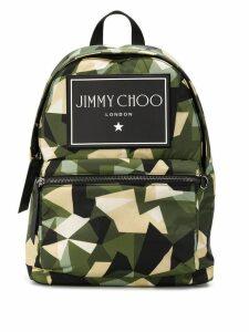 Jimmy Choo Wilmer backpack - Green