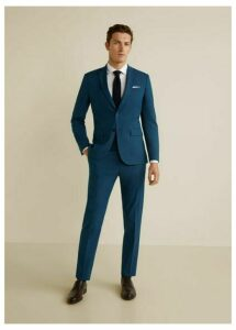Slim fit suit pants