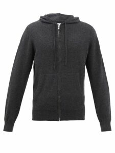 Snow Peak - Ribbed Panel Stretch Cotton Blend Track Pants - Mens - Grey
