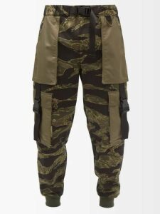 Fear Of God - Checked Cotton Flannel Shirt Jacket - Mens - Red Multi