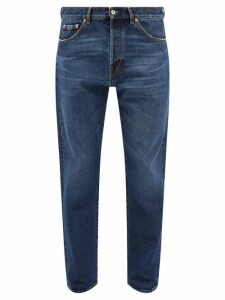 3e4201ad6623e Add to wishlist. Sunspel - Riviera Cotton Terry Polo Shirt - Mens - Blue