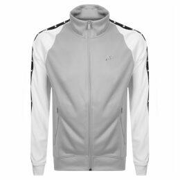 Nike Tribute Full Zip Track Sweatshirt Grey