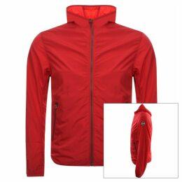 Colmar Packable Jacket Red