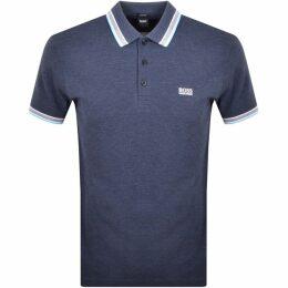 Calvin Klein Logo Crew Neck Sweatshirt Blue
