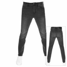Superdry Slim Tyler Denim Jeans Black
