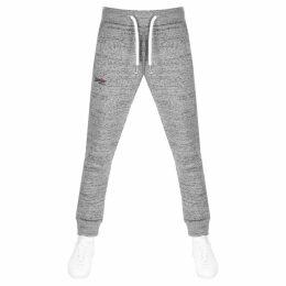 Superdry Orange Label Slim Jogging Bottoms Grey