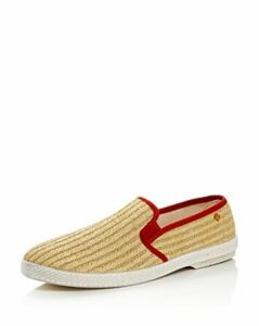 Rivieras Men's Woven Slip-On Sneakers