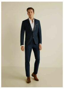Super slim fit suit pants