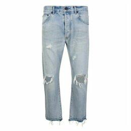 John Elliott Kane Ripped Jeans