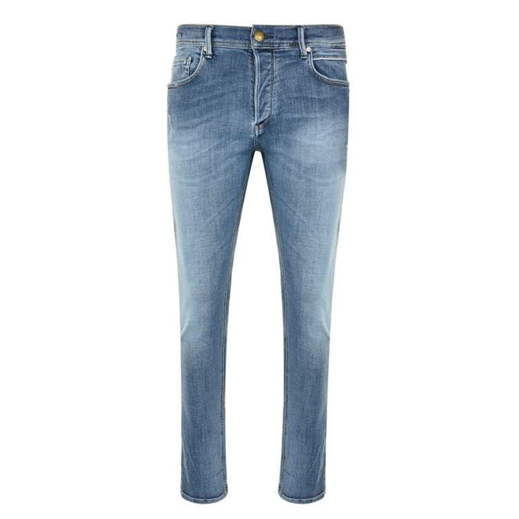 REPLAY Hyper Selvedge Slim Jeans