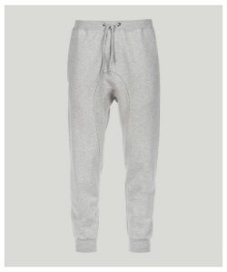 Dancer French Terry Cotton Track Pants