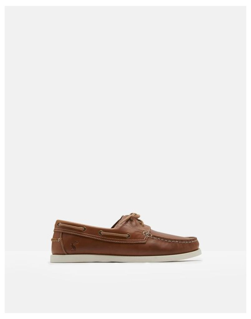 Tan Swinton Boat Shoe  Size Adult Size 10