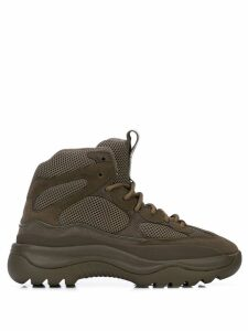 Yeezy Season 6 Desert Rat sneakers - Green