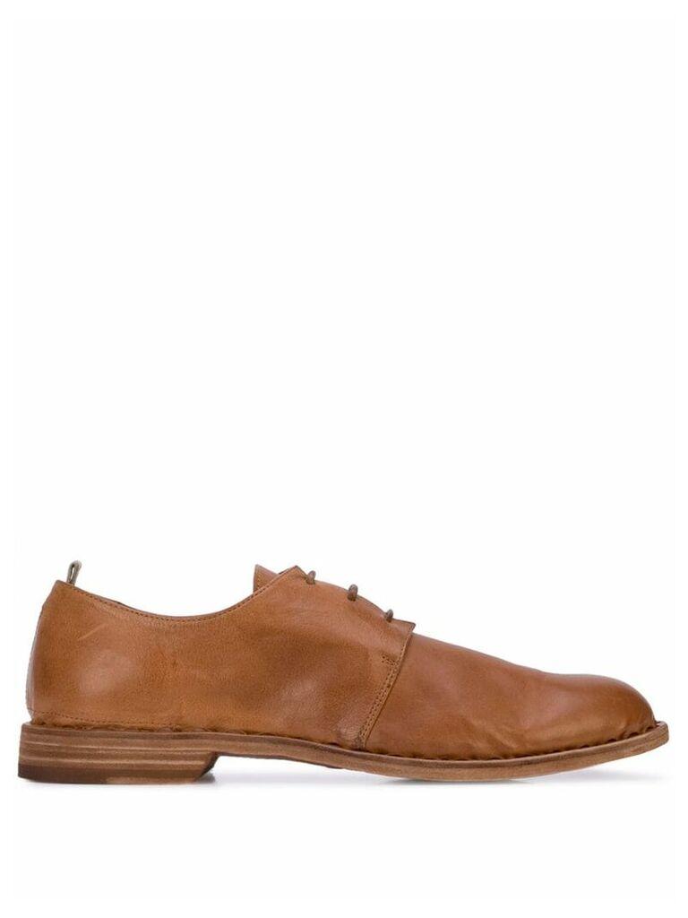 Officine Creative Joshper derby shoes - Brown