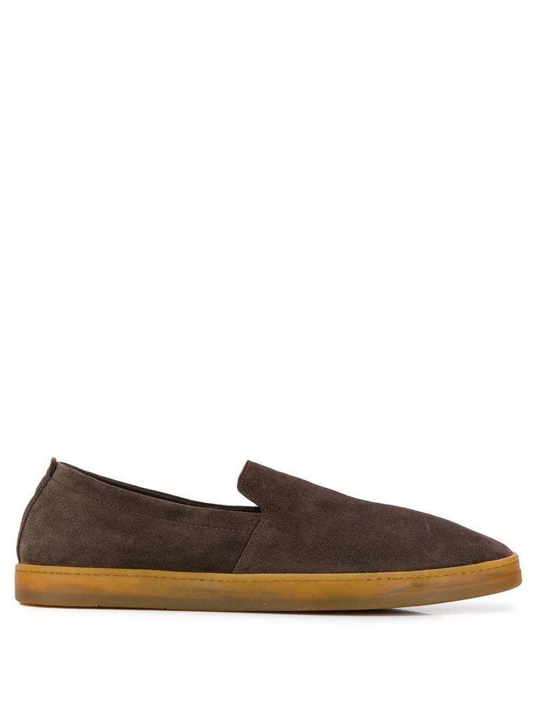Henderson Baracco Leto loafers - Brown