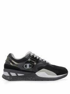 Champion colour-block sneakers - Black