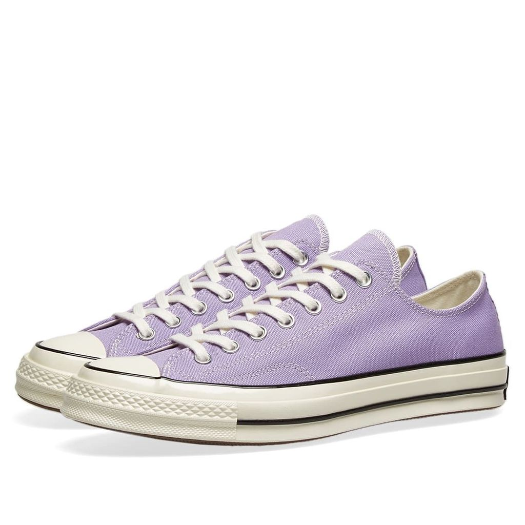 Converse Chuck Taylor 1970s Ox Washed Lilac, Egret & Egret