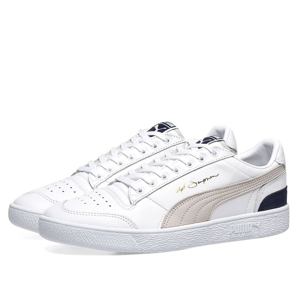 Puma Ralph Sampson Low OG Puma White & Grey Violet
