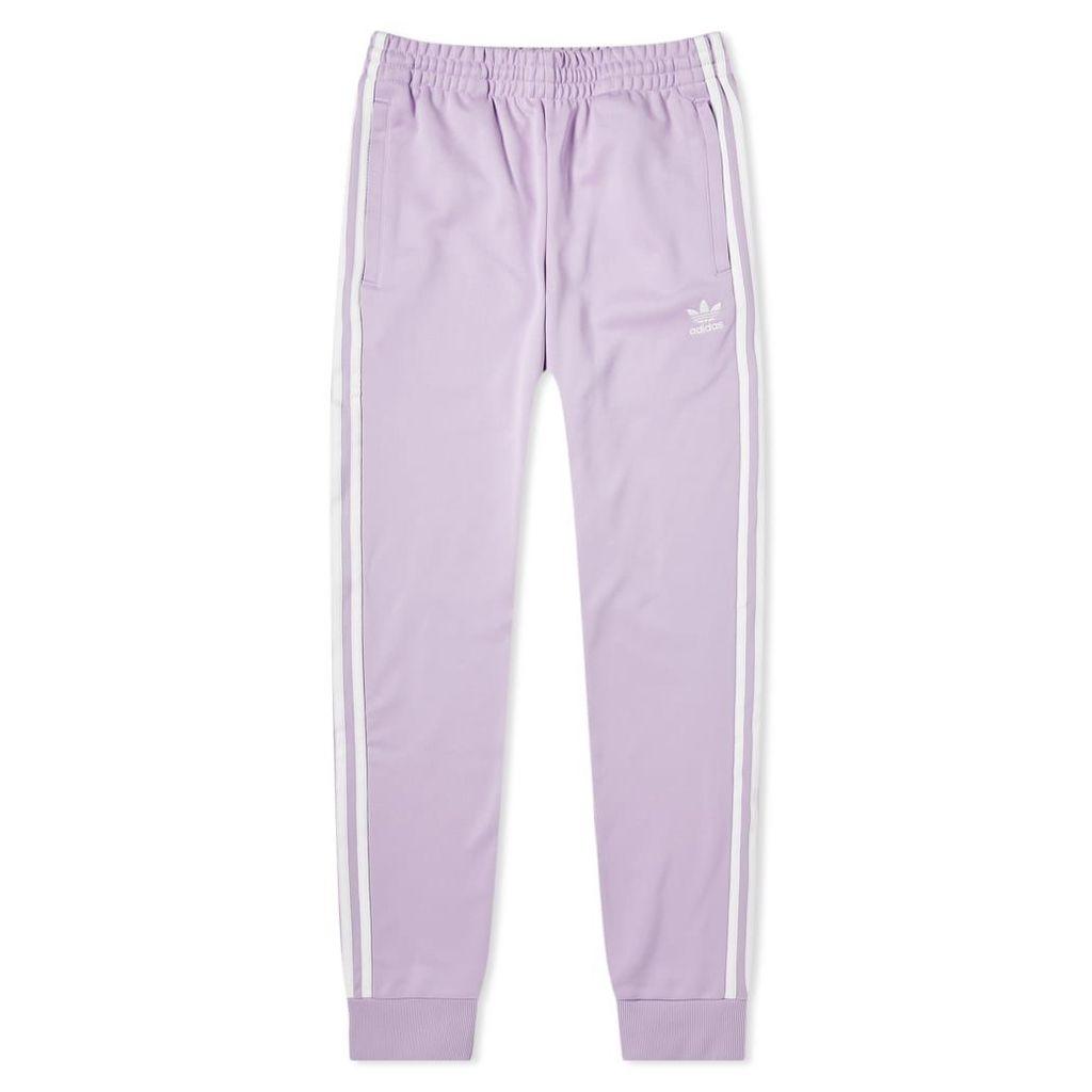 Adidas SST Track Pant Purple Glow