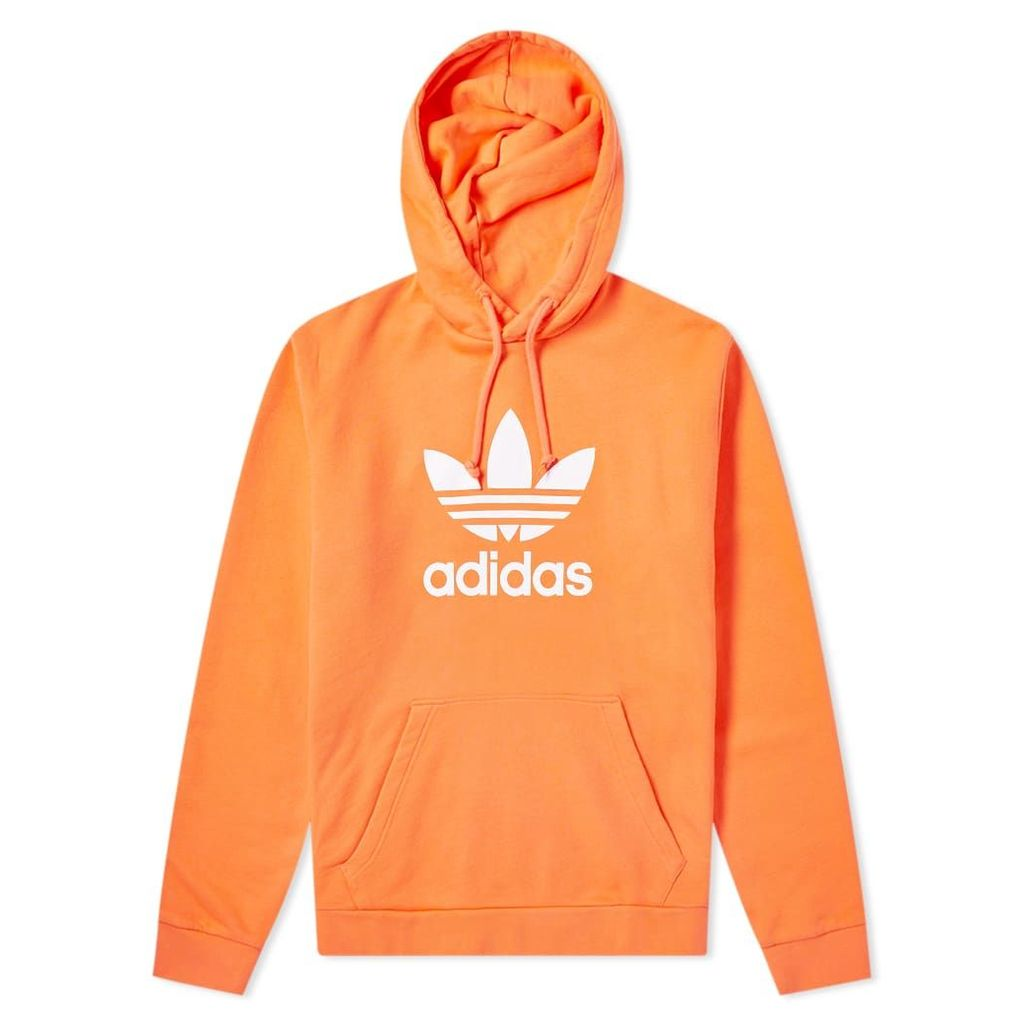 Adidas Trefoil Hoody True Orange